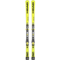 Горные лыжи WC Rebels iSpeed Pro SW RP WCR 14 YELLOW/BLACK