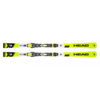 Горные лыжи WC Rebels iSpeed RP EVO 14 white/yellow