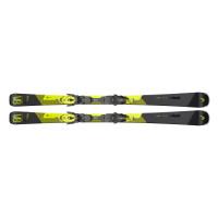 Комплект V-Shape V8 LYT-PR + PR 11 GW BRAKE 78 [G] (315220+100789) (горные лыжи+крепления гл) Black/Yellow