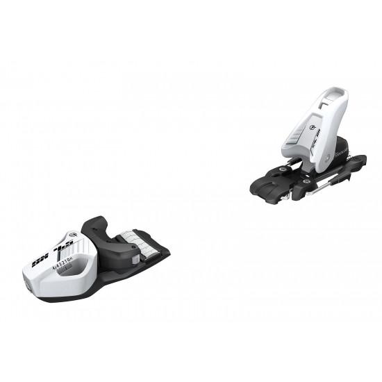Крепление гл SX 4.5 AC BRAKE 74 [K]  solid white/black