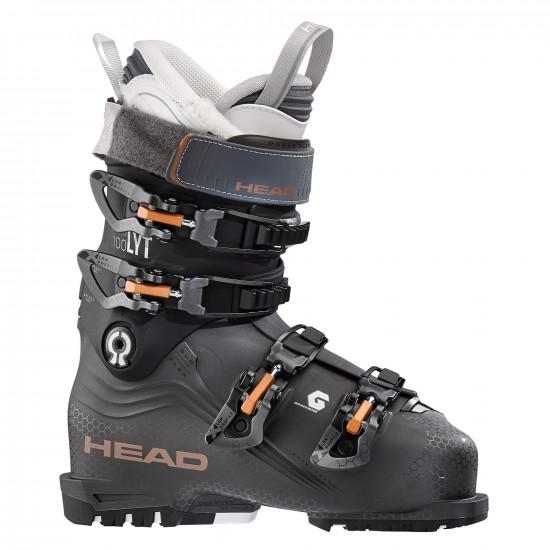 Ботинки NEXO LYT 100 W (2020) anthr./black