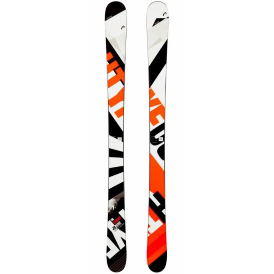 Лыжи Caddy Jr