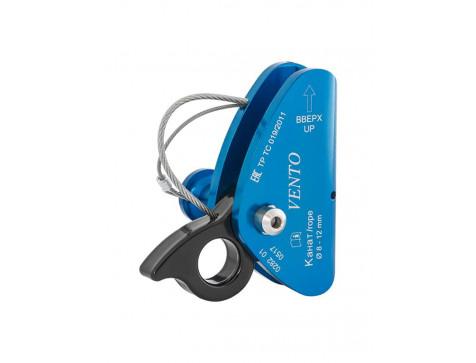 Зажим «Промальп V2» для веревок д.8-12мм (ЕАС) Vento