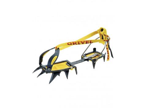 Кошки альпинистские «G10»  + антиподлипы («Grivel»)