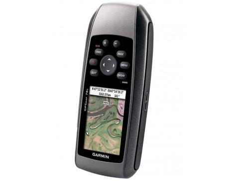 Навигатор с цветным экраном GPSMAP 78S, Russia GARMIN