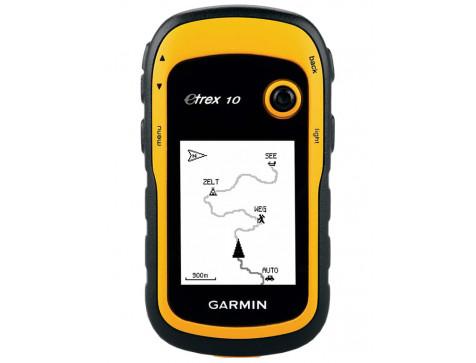 Кнопочный навигатор eTrex 10 GPS, GLONASS Russia GARMIN