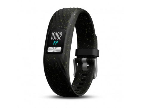 Спортивные часы Garmin vivofit 4,WW, Black Speckle, S/M (010-01847-12)