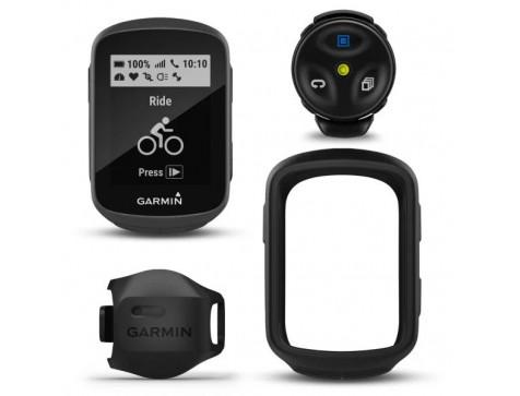 Велокомпьютер Garmin Edge 130 Plus MTB Bundle (010-02385-21)