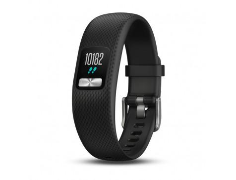 Спортивные часы Garmin Vivofit 4 Black S/M (010-01847-10)